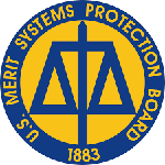 US MeritSystem Protection Board Logo Graphic
